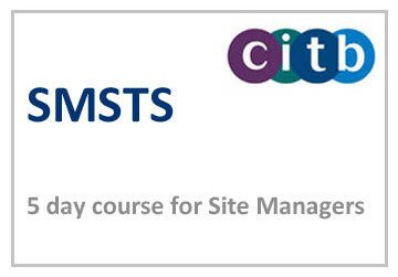 Site Management Safety Training Scheme (SMSTS) Five Day Course
