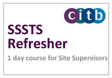 Site Supervision Safety Training Scheme (SSSTS) Refresher Course